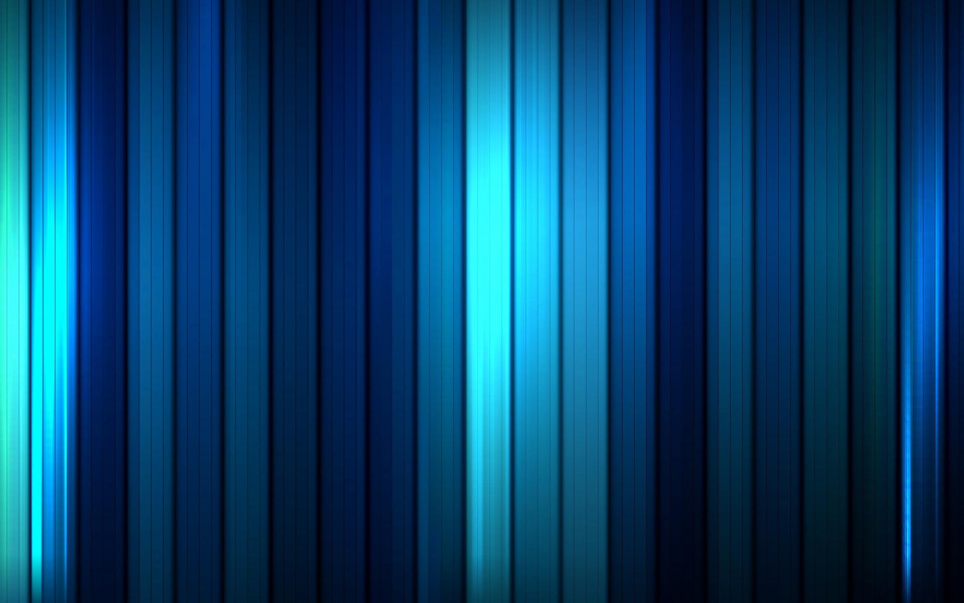 Blue Stripe Wallpaper: Motion Stripes Wallpaper